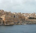 The port of Valleta, Malta