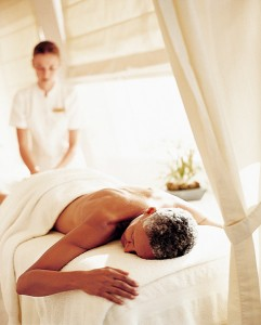 A Spa on board a Crystal Cruise