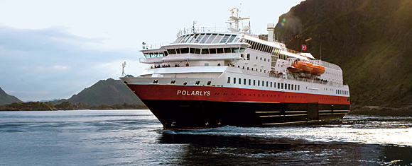 Hurtigruten Polarlys Cruise International