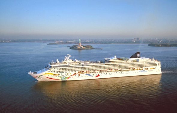 Norweigan Dawn