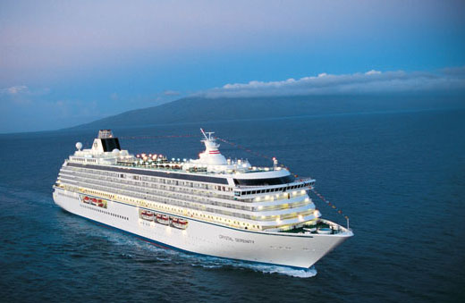 Crystal Serenity - new itineraries for 2011