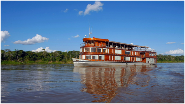 New Pioneer Travel >> Delfin Amazon cruises - advice and information - Cruise International