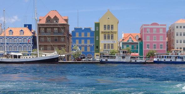 Curacao Willemstad harbor