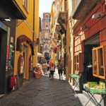 Naples alley compliments of Fototeca ENIT