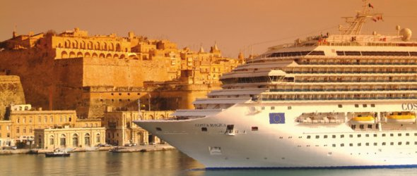 compliments of Valetta Waterfront