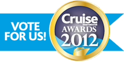 Vote for us in the Cruise International Awards 2012