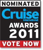 Vote for us in the Cruise International Awards 2011″ title=