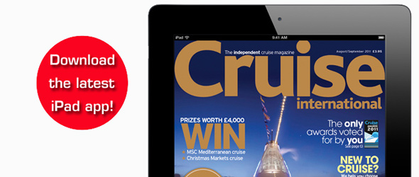 Cruise International Ipad App