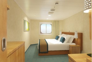 Carnival Breeze Rooms