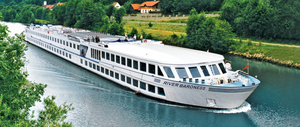 How To Get To Europe Cruise International - River cruise ships europe