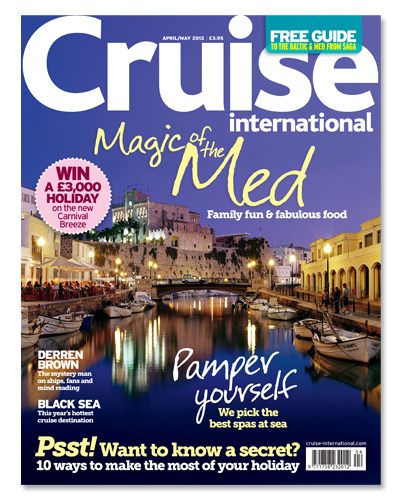 April/ May 2012 Cruise International