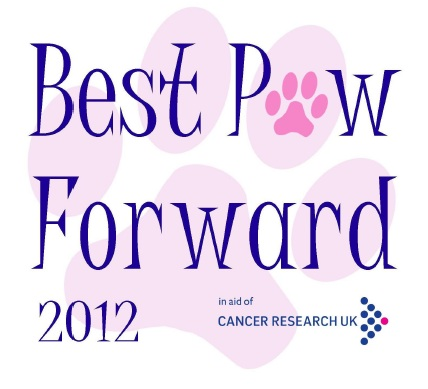 Best Paw Forward Cancer Research UK