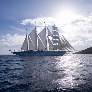 Star Clipper Yoga Cruise