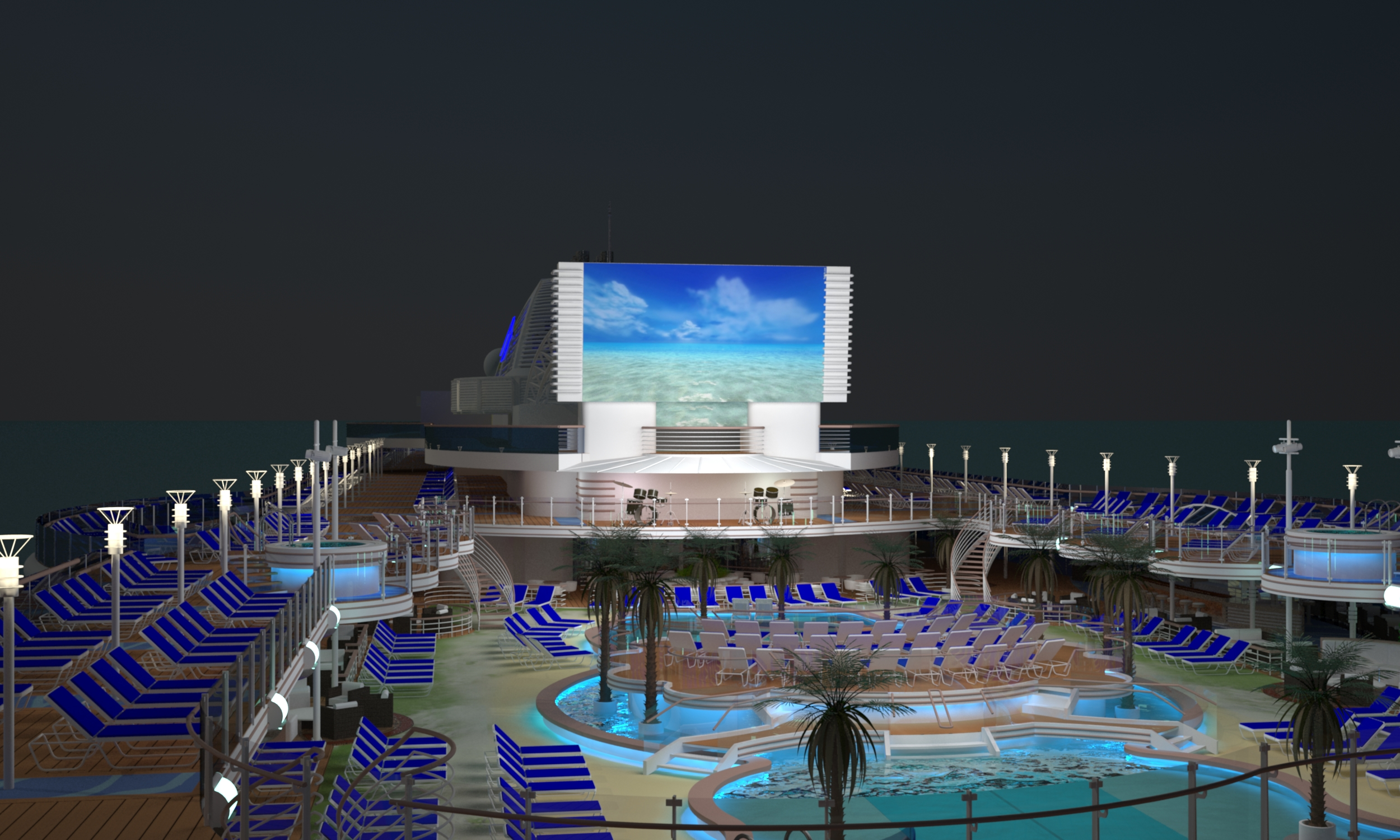 Cruises From Southampton >> Royal Princess preview sailings to go on sale - Cruise ...