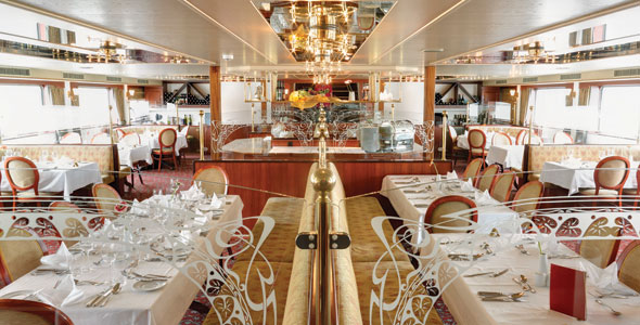 The-River-Cruise-Line-Switzerland-II-Restaurant