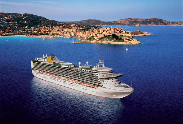 Cruise Review Western Mediterranean Cruise International - Mediterranean cruises