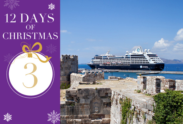 12 Days Of Christmas Cruise Deals Day 3 Azamara Cruise