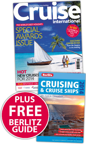 Subscribe To Cruise International And Get A FREE Berlitz