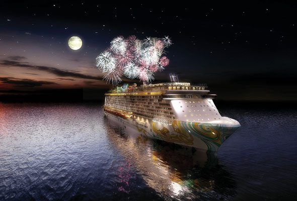 Top new cruise ships for 2014 - Cruise International