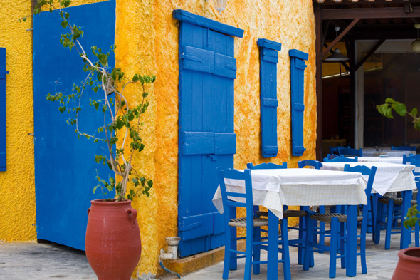 Experience the colourful Med charm