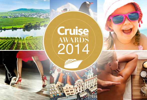 Nominate your favourites for the Cruise Awards 2014