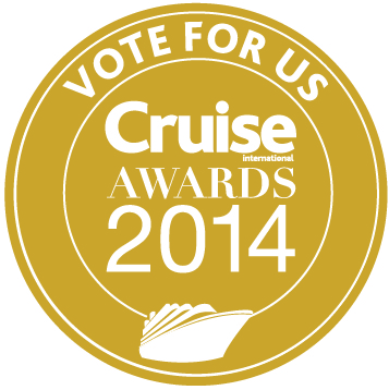 Vote for us in the Cruise International Awards