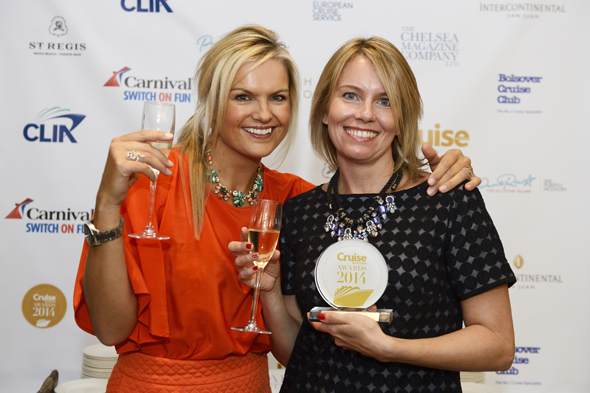 Cruise Awards 2014 Featured On The Holiday Amp Cruise Channel Cruise International