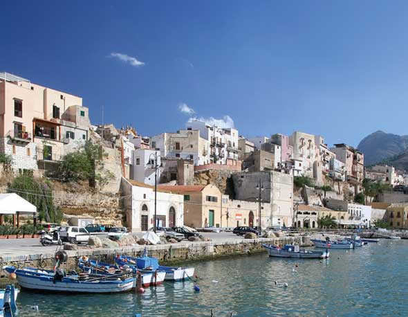 A stop off in Sicily with Viking Cruises