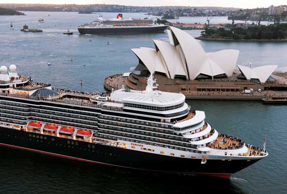 Cunard Unveils New 175th Anniversary Timeline Cruise