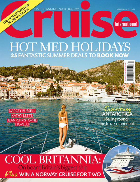 The New Issue Of Cruise International Is Available Now