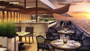 Azamara Club Cruises refurb