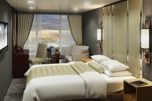 Azamara Club Cruises new stateroom