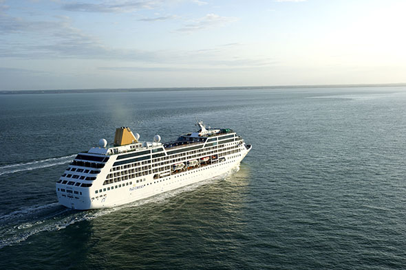 Fathom will be operating on P&O's Adonia