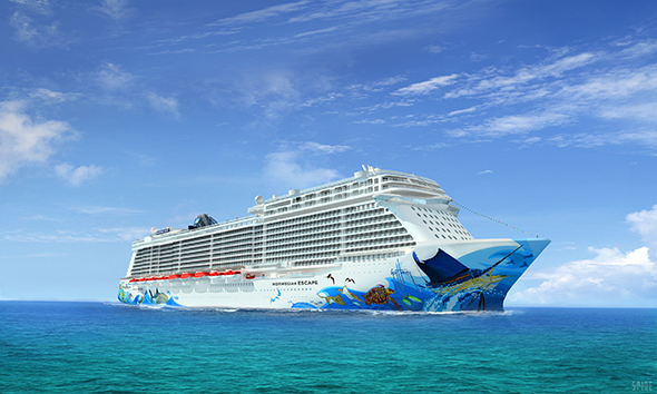 Norwegian Cruise Line's Norwegian Escape