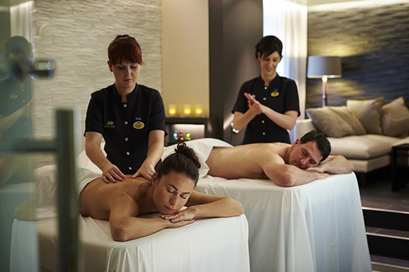 Princess Cruises' massage room