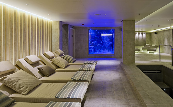 Viking Ocean Cruises' Viking Star LivNordic spa