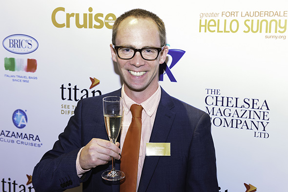 Dan Whitehouse of Titan Travel
