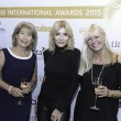 Jenny Bond, Michelle Collins and Julie Peasgood