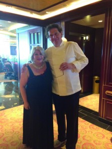 Meeting chef Marco Pierre-White