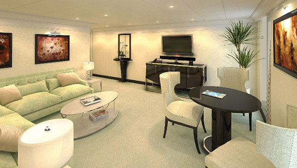 . Oceania Cruises reveals new suite designs for Sirena   Cruise