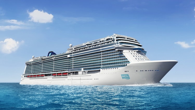 Norwegian Cruise Line Names New Ship For Chinese Market