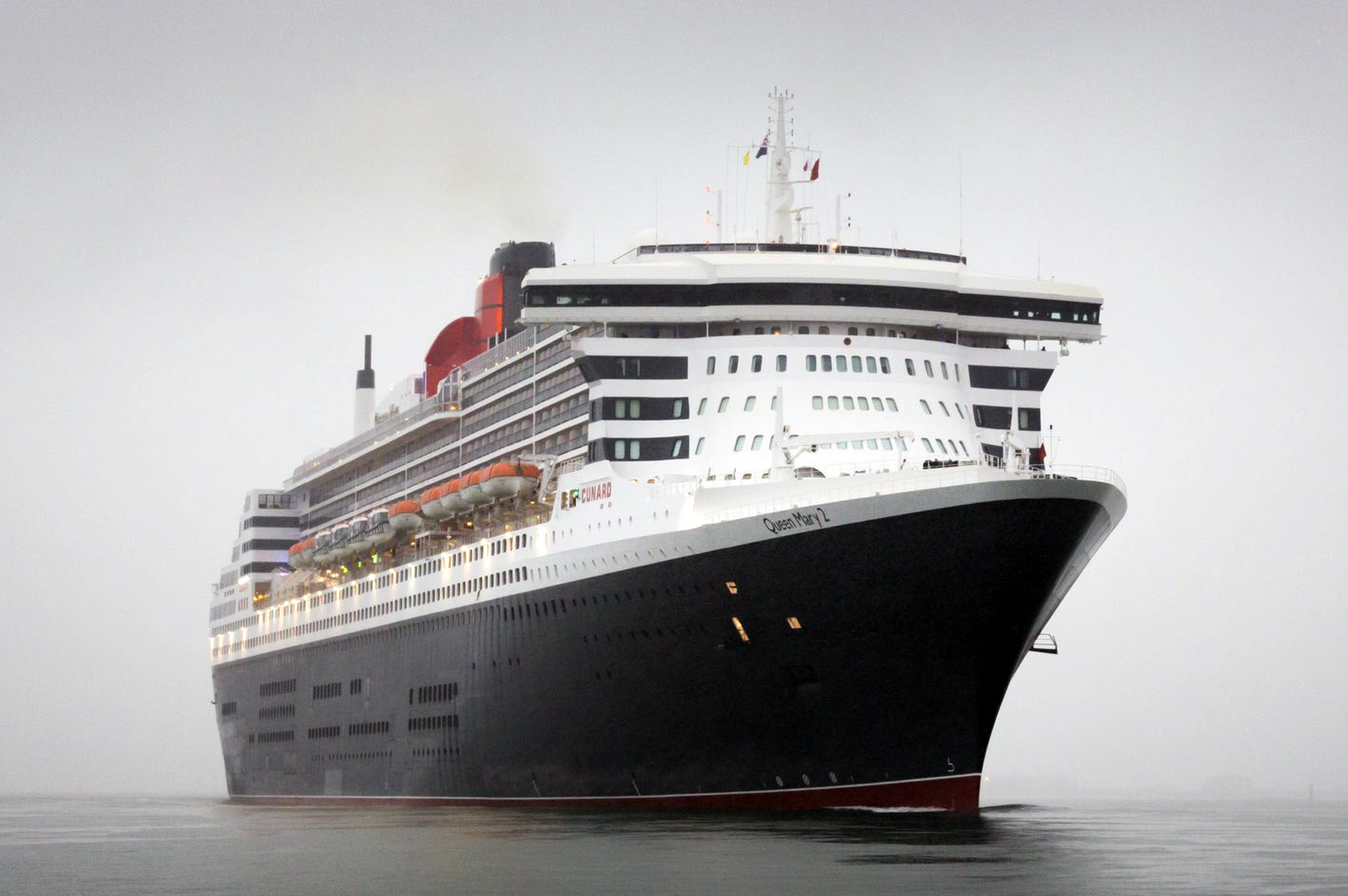 cunard unveils refurbished queen mary 2 cruise international. Black Bedroom Furniture Sets. Home Design Ideas