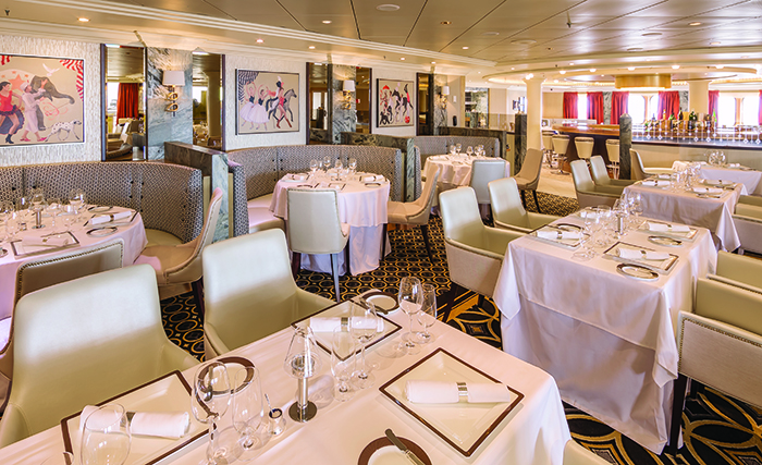 Queen Mary Remastered Cruise Ship Review Cruise International - Princess mary cruise ship