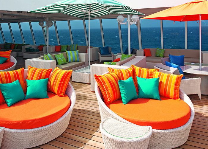Crystal serenity mediterranean cruise review cruise for Quick pool obi