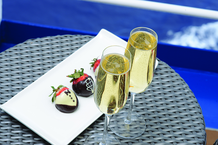 Sweet treats by Oceania Cruises