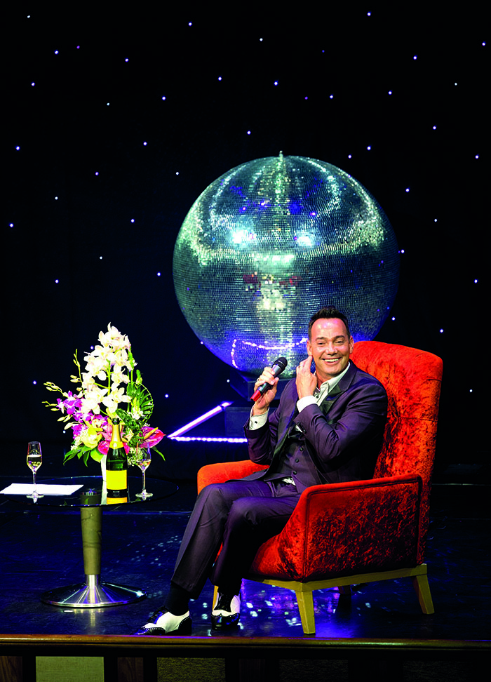 Craig Revel Horwood, Strictly Come Dancing