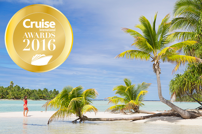 Cruise International Awards 2016
