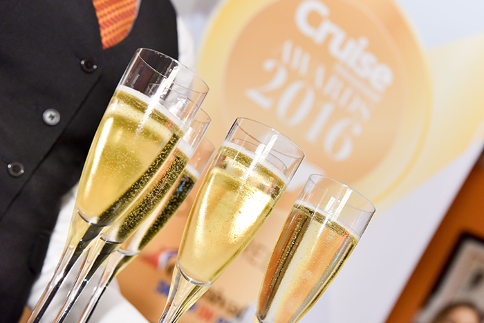 The Cruise Awards 2016 at the Ham Yard Hotel, London