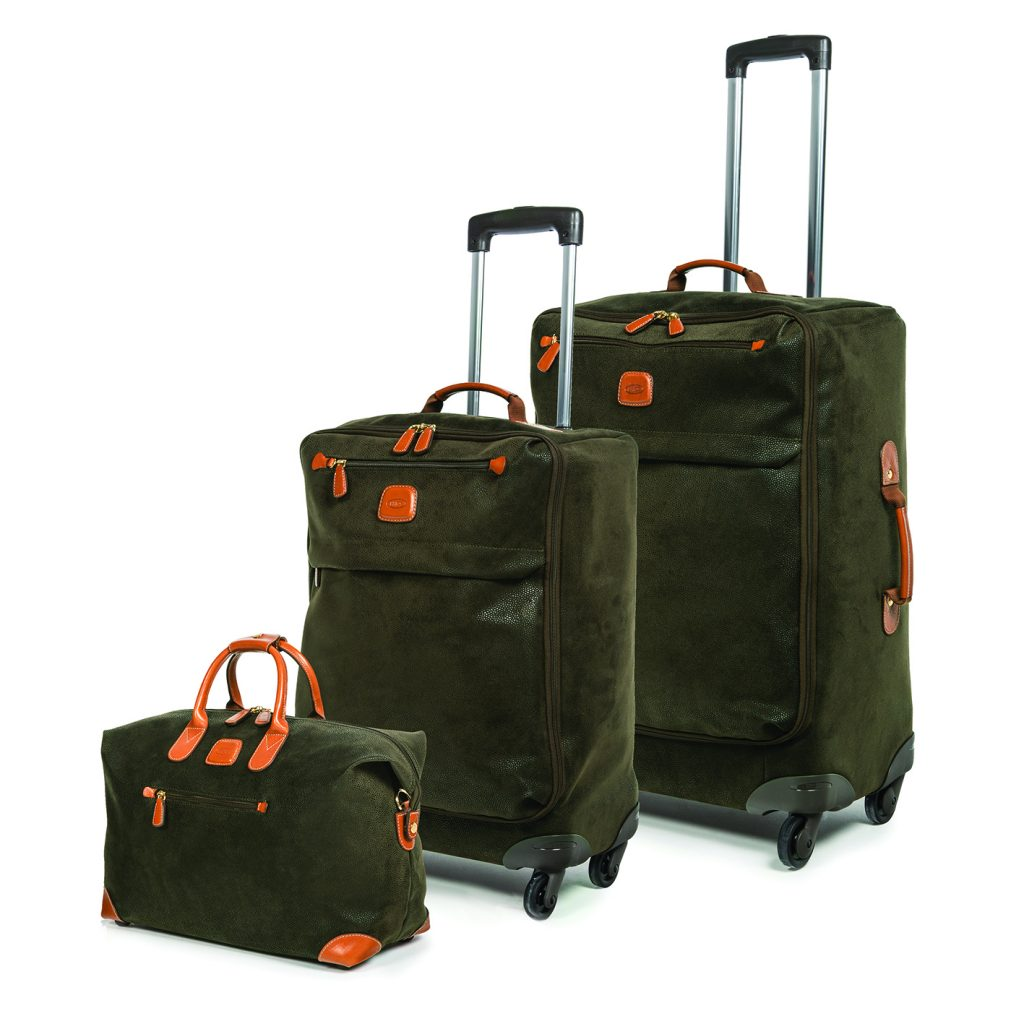 Bric's Life Collection luxury luggage