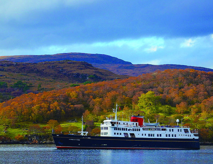 Hebridean Princess © Hebridean Island Cruises